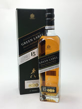 Load image into Gallery viewer, Johnnie Walker Green 750Ml