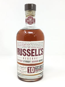 Russells Reserve 10 Year Whiskey 750