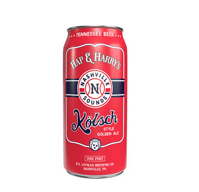 Hap & Harry's Sounds Kolsch 4 Pack Can