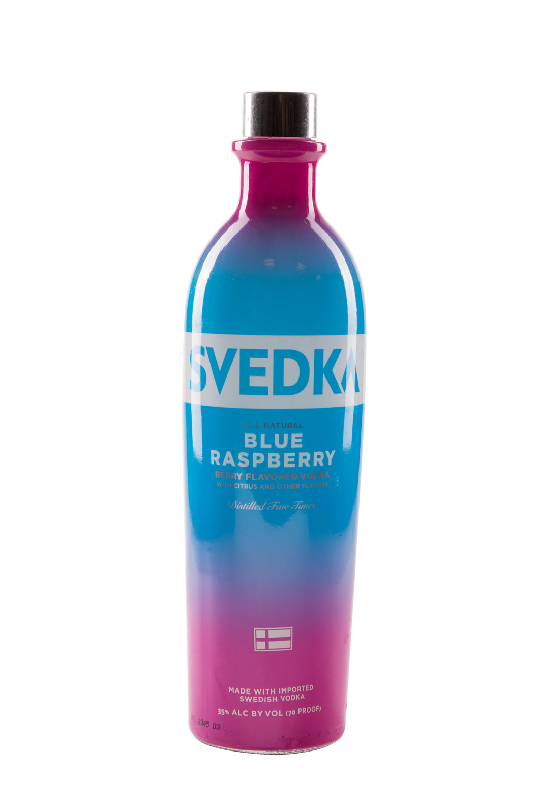 Svedka Blue Raspberry 750