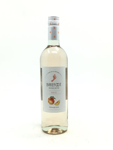 Barefoot Peach Moscato 750