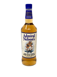 Admiral Nelson Spiced Rum 750Ml