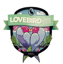 Load image into Gallery viewer, Jackalope Lovebird 6Pk