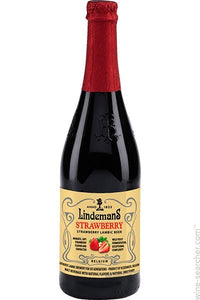 Lindemans Strawberry Lambic 12Oz
