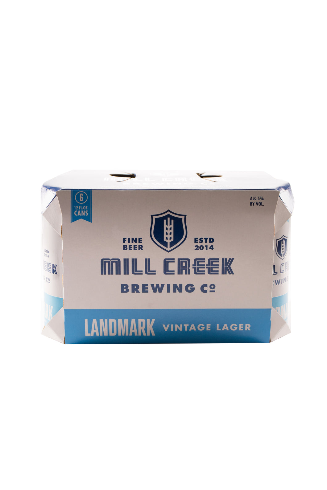Mill Creek Landmark 6Pk Cn