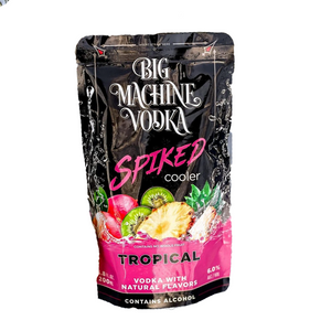 Big Machine Spiked Tropical Cooler 200ml