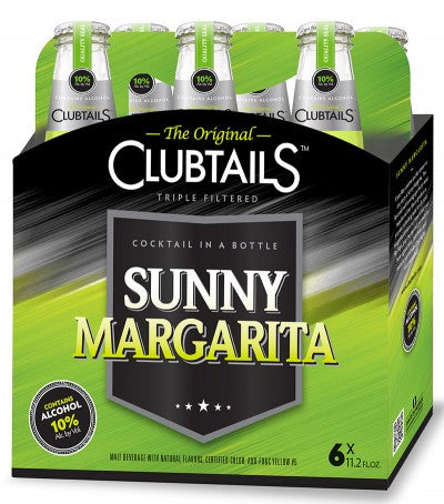 Clubtails Margarita 16Oz