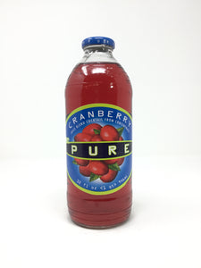 Mr Pure Cranberry Juice 32Oz