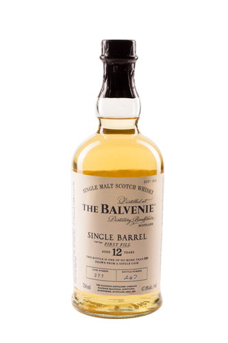 Balvenie 12Yr Single Barrel