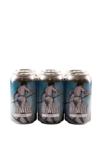 Hi Wire Lager 6Pk Cn