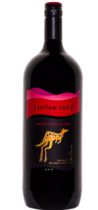 Yellow Tail Smooth Red Blend 1.5