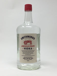 Smithworks American Made Vodka 1.75