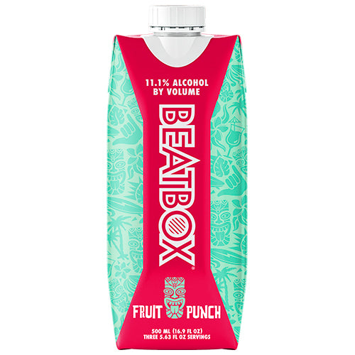 BeatBox Fruit Punch 500ml