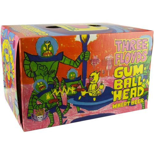 3 Floyds Gumballhead 6 Pack Can