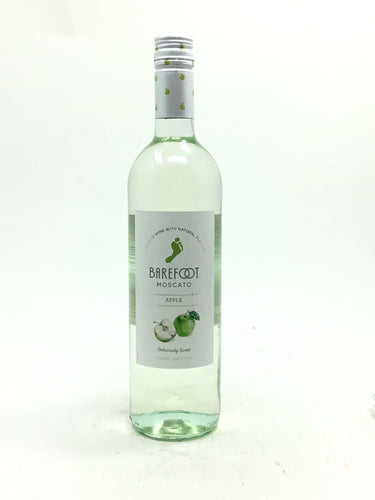 Barefoot Apple Moscato 750