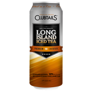 Clubtails Long Island Iced Tea 16Oz