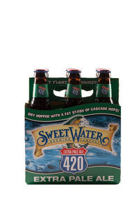Sweetwater 420 Pale 6 Pk Bt