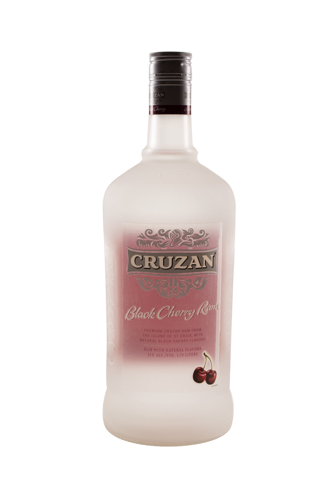 Cruzan Black Cherry Rum 1.75L