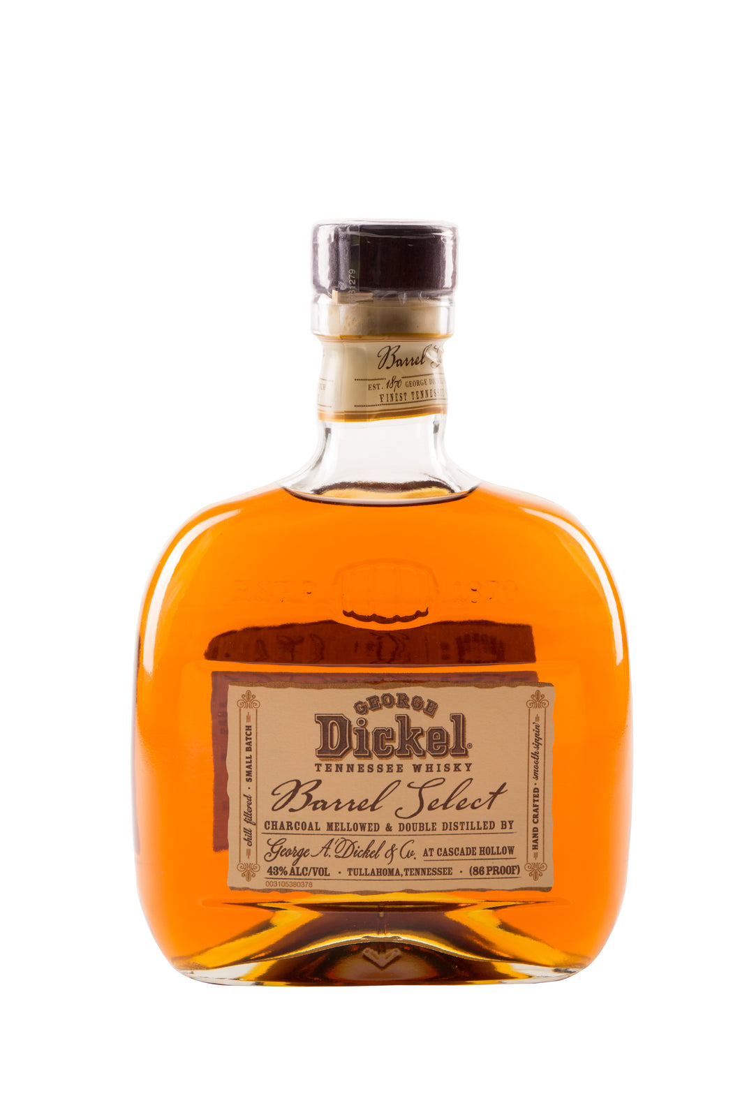 George Dickel Bar Select 750