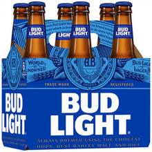 Load image into Gallery viewer, Bud Light 6 Pk Bt