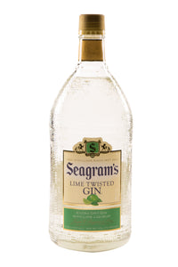 Seagram Gin Lime Twist 1.75