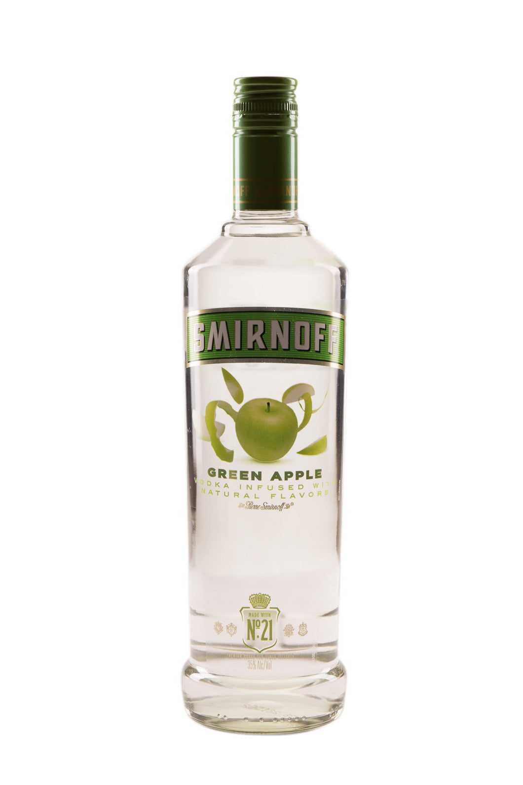 Smirnoff Green Apple 750