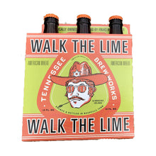 Load image into Gallery viewer, Tn Brew Works Walk The Lime 6Pk