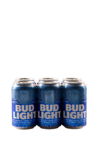 Bud Light 6 Pk Can