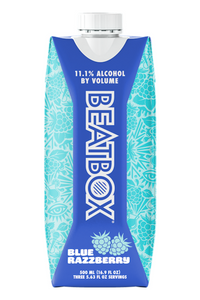 BeatBox Blue Razzberry 500ml
