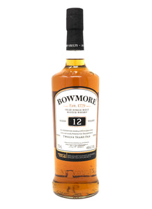 Bowmore 12 Year Scotch 750