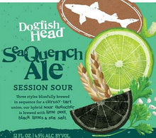 Load image into Gallery viewer, Dogfish Seaquench 6Pk