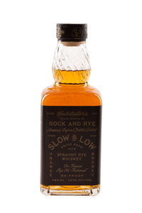 Slow And Low Rock And Rye 750