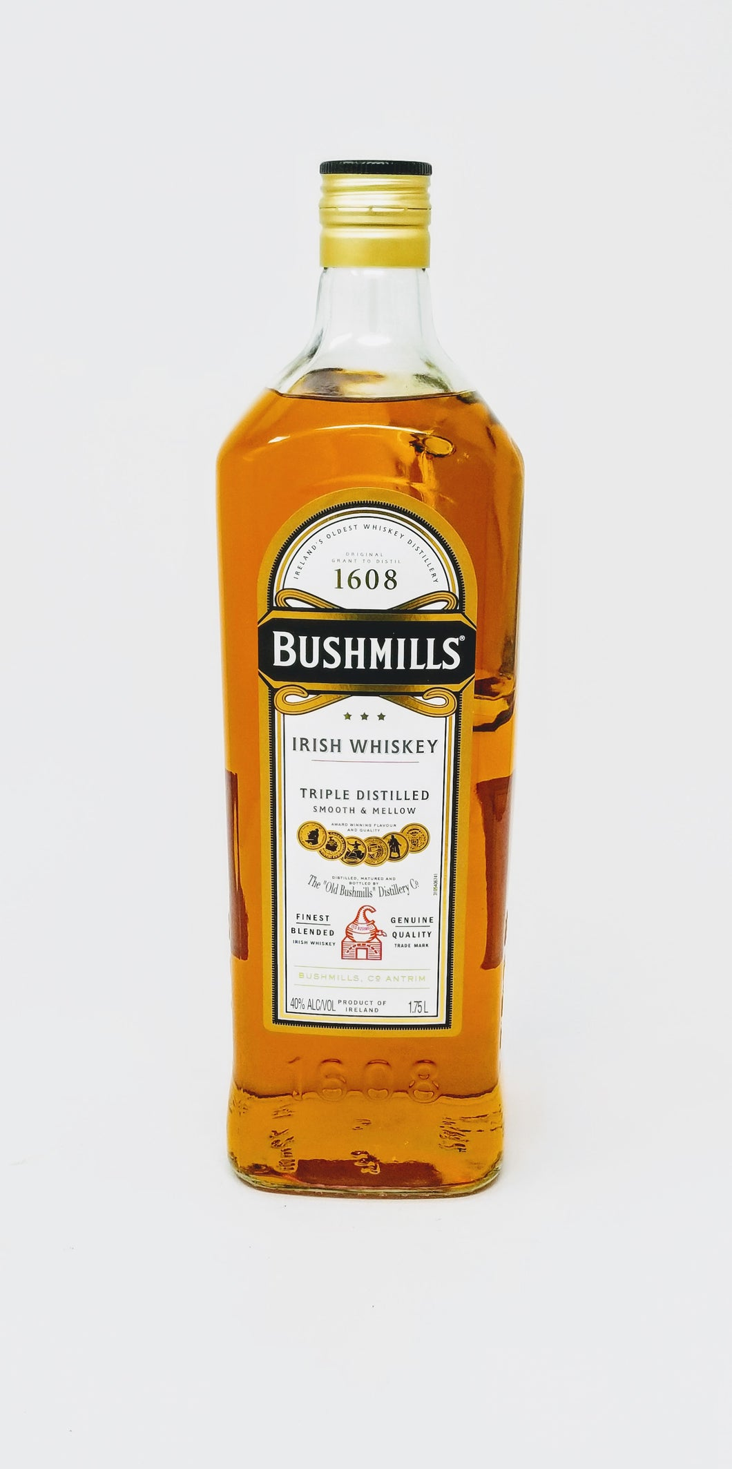 Bushmill Irish Whsk 1.75