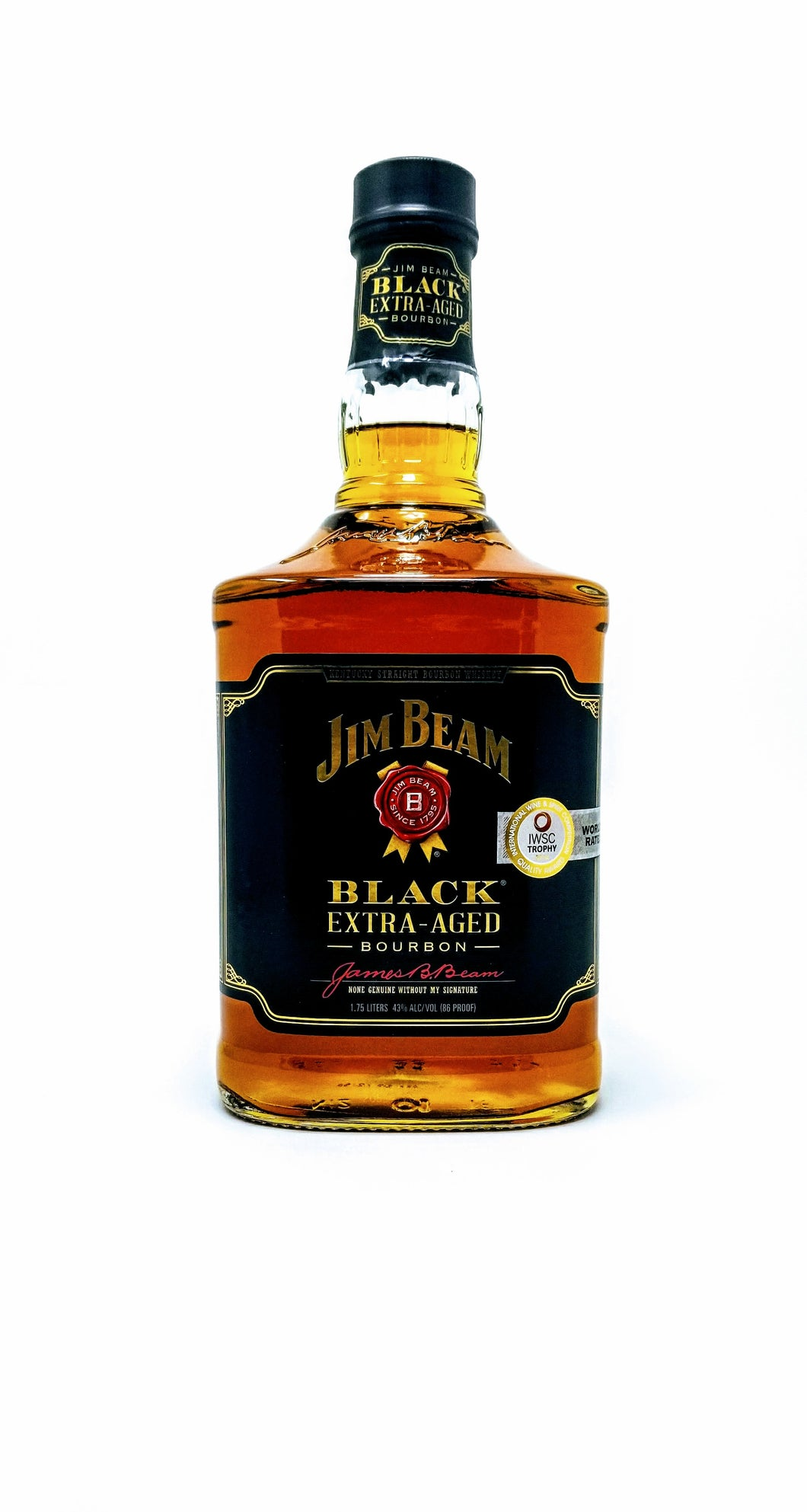 Jim Beam Black 1.75