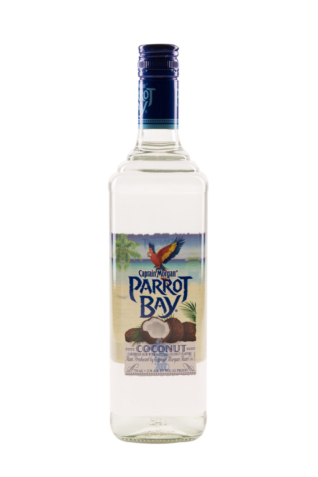 Parrot Bay Coco Nut 750