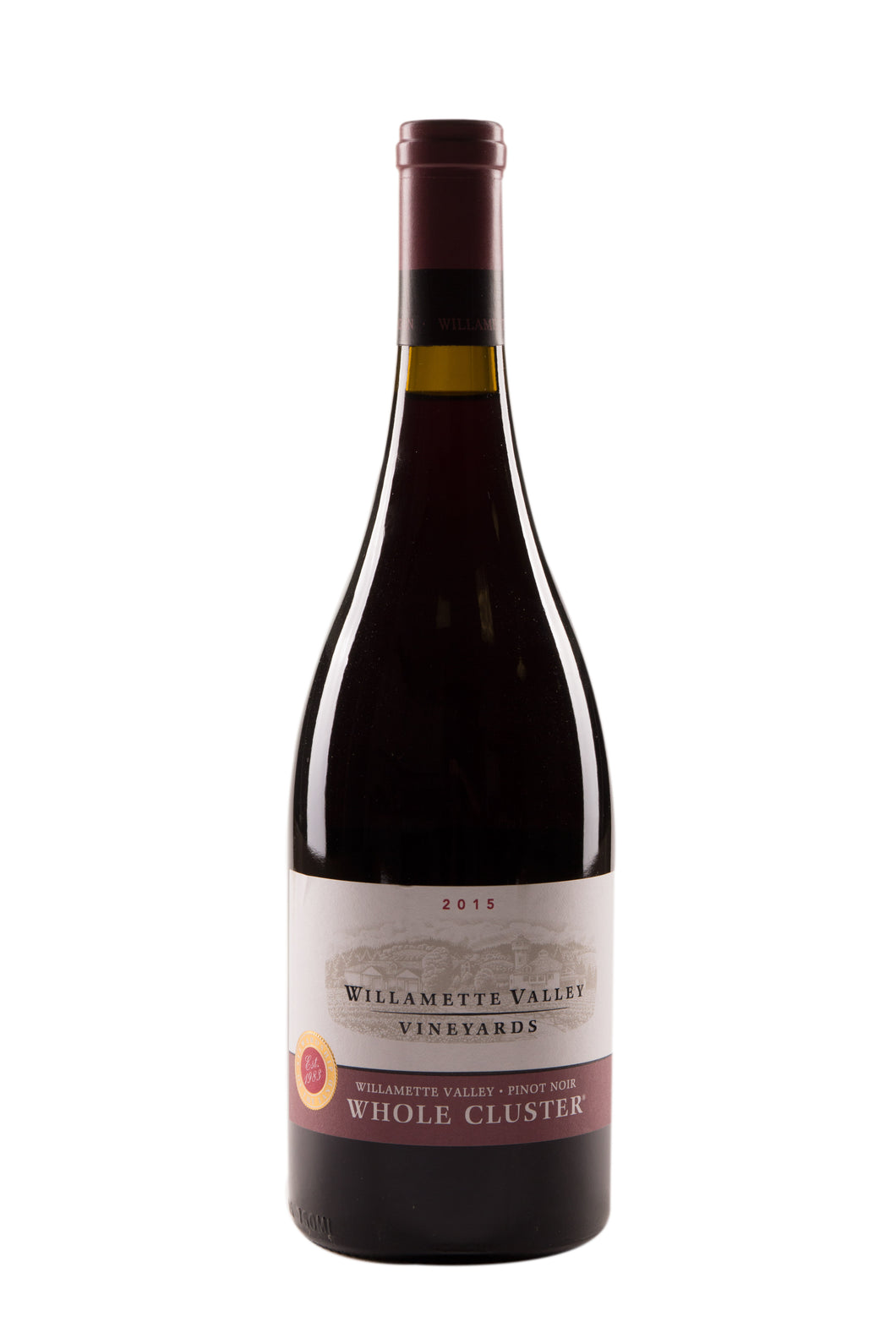Willamette Whole Cluster Pinot Noir