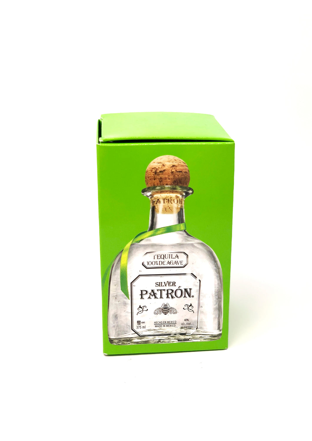 Patron Silver Tequila 375