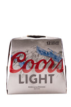 Load image into Gallery viewer, Coors Light 12 Pk Bt