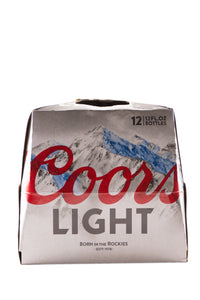 Coors Light 12 Pk Bt