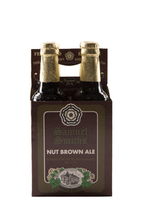 Samuel Smith Nut Brown 4 Pk Bt