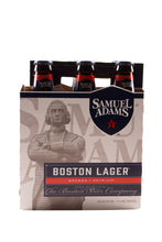 Load image into Gallery viewer, Sam Adams Lager 6 Pk