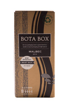Load image into Gallery viewer, Bota Box Malbec 3L