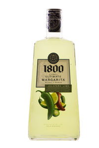 1800 Ultimate Margarita Jalapeno Lime 1.75L