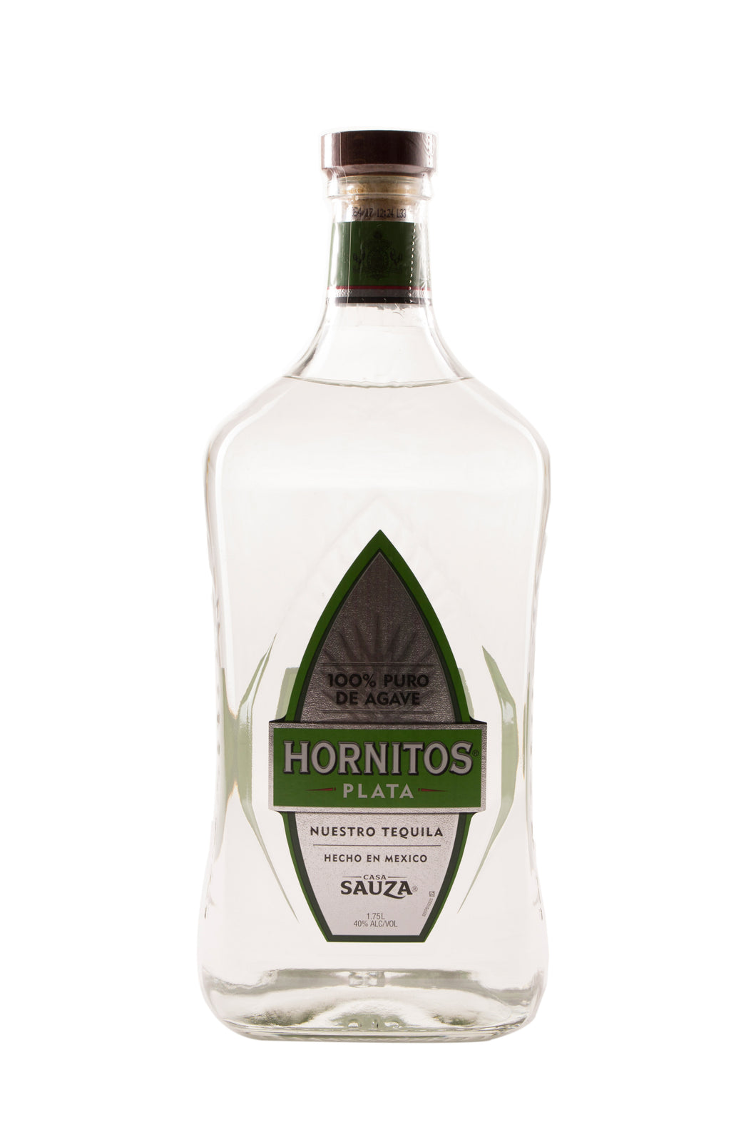 Sauza Hornitos Plata 1.75