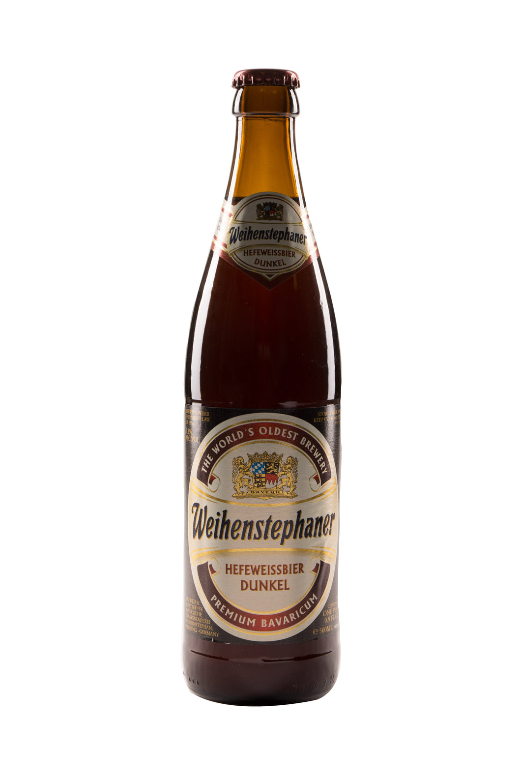 Weihenstephan Hefe Dark 17Oz