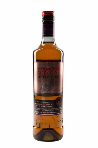 Famous Grouse Smoky Black 750