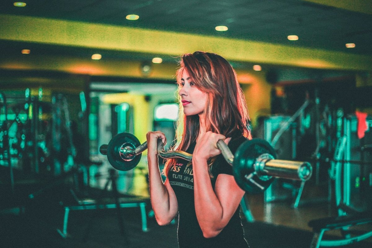 Myths About Ladies Bodybuilding | NSP Nutrition