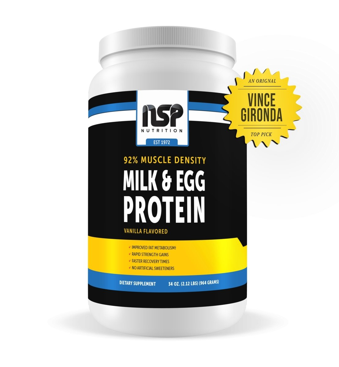 Featured | NSP Nutrition
