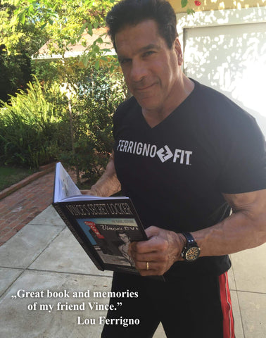 lou ferrigno vince's secret locker review image