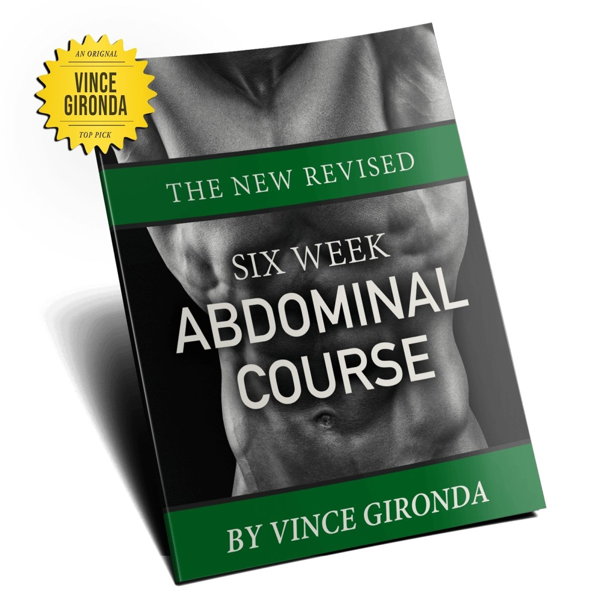6 Week Abdominal Course by Vince Gironda - NSP Nutrition